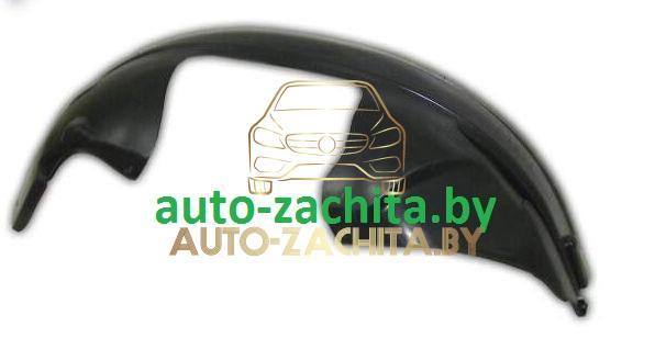 защита колесных арок (подкрылки) Ford Fiesta (передний правый) 2002-2008