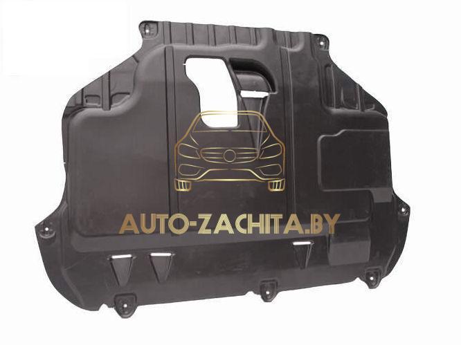 Защита картера двигателя Ford Focus III 2011- г.в. Полиэтилен.