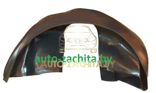 защита колесных арок (подкрылки) Ford Ka (задний правый) 1996-2008