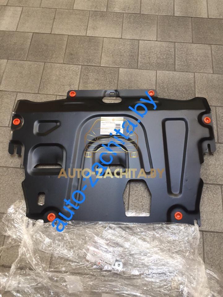 Металлическая защита двигателя и КПП Ford S-Max 2006-2015 г.в.