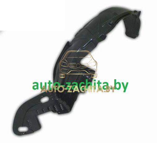 защита колесных арок, подкрылки Honda Accord VI (передний правый) 1998-2002