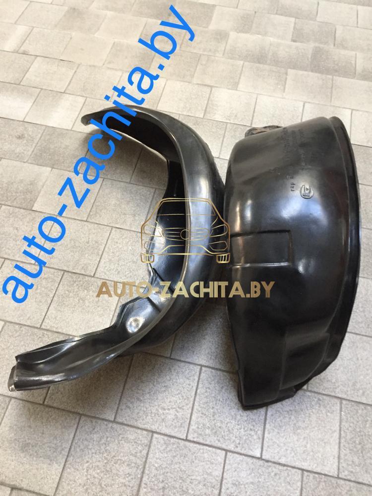 защита колесных арок, подкрылки Kia Sportage (задние, 2 шт.) Полные 1993-2006