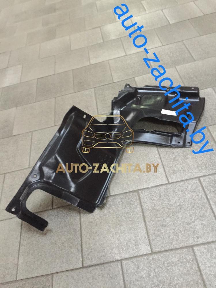 Защита двигателя Mazda 626 (GE) 1992-1997 г.в. Левая часть.