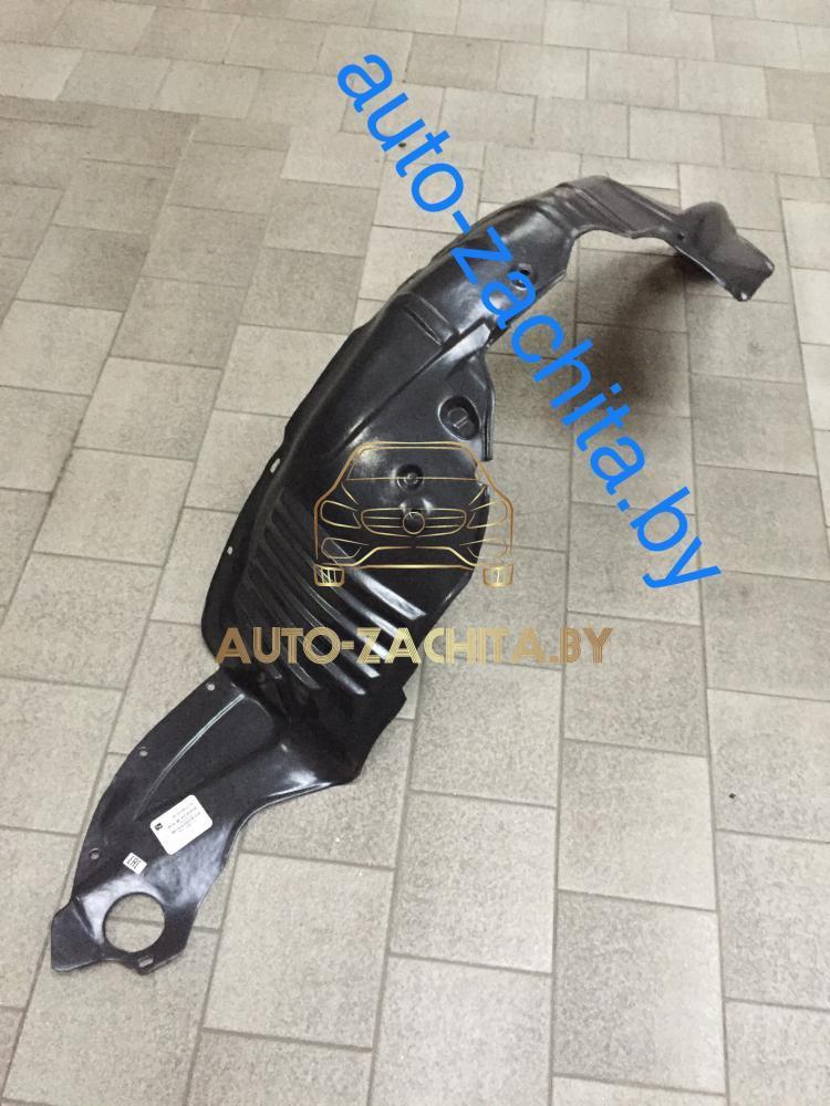 защита колесных арок, подкрылки Mazda 6 GG (передний правый) 2002-2008