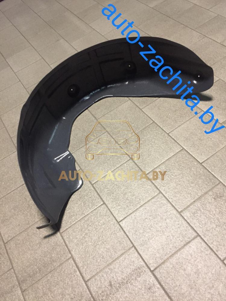 Защита колесных арок (подкрылки) Mazda 6 (GG) (задний левый) 2002-2008