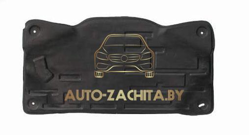 Защита двигателя Mercedes-Benz Viano (W639) 2003-2014.