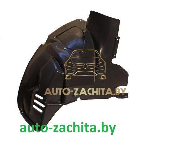 защита арок (подкрылки) Mercedes-Benz A-class W168 (передний левый, задняя часть)