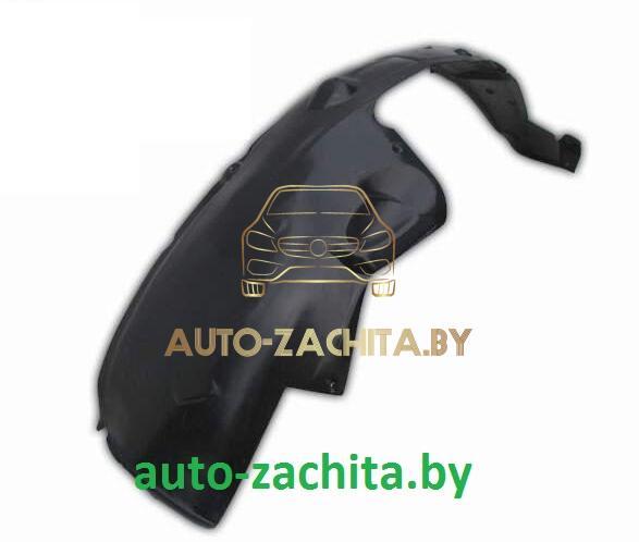 защита арок (подкрылки) Opel Astra G (передний правый) 1998-2009