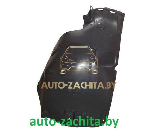 защита арок (подкрылки) Opel Astra Н (передний правый, задняя часть) 2004-2014