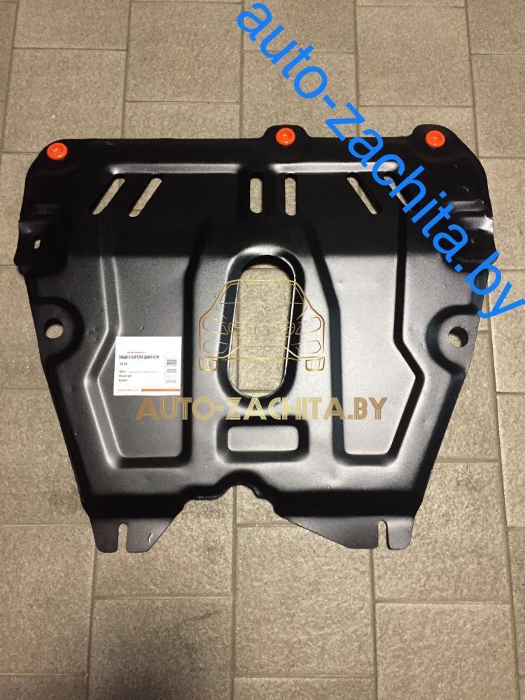 Металлическая защита двигателя OPEL ZAFIRA B 2005-2014