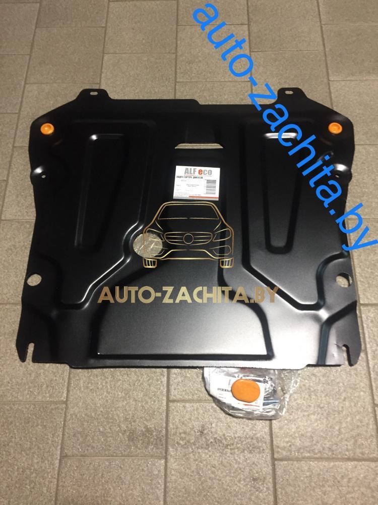 Металлическая защита двигателя Opel Insignia 2008-2017.