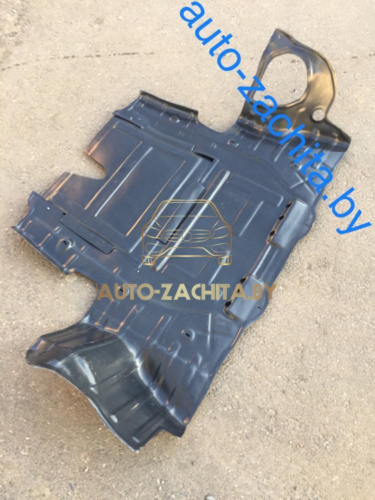 Защита двигателя Opel Zafira B 2005-2014.