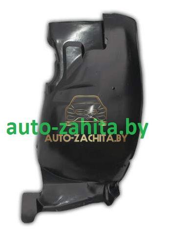 защита колесных арок, подкрылки Peugeot 406 (передний правый, задняя часть)