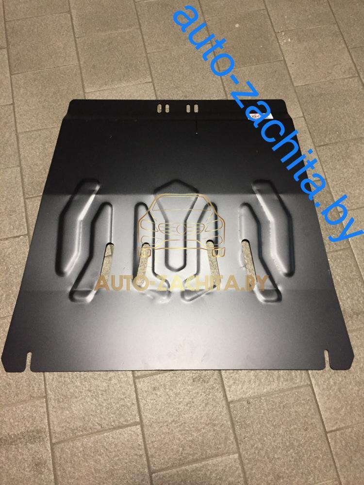 Металлическая защита картера двигателя FIAT Scudo 1996-2007 г.в.
