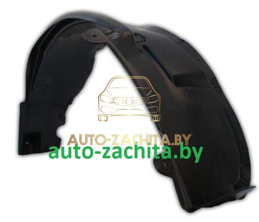 защита колесных арок, подкрылки Opel Movano (передний левый) 1999-2010