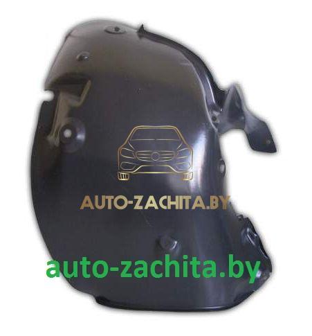 защита колесных арок, подкрылки Renault Scenic 2 (передний правый, передняя часть) 2003-2008