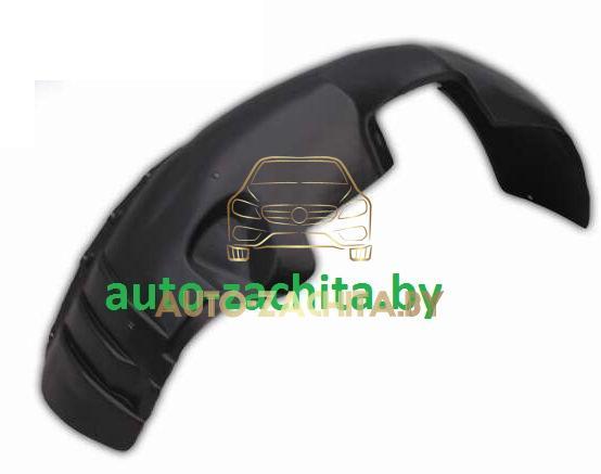 защита колесных арок, подкрылки Seat Ibiza II (передний правый) 1993-2002