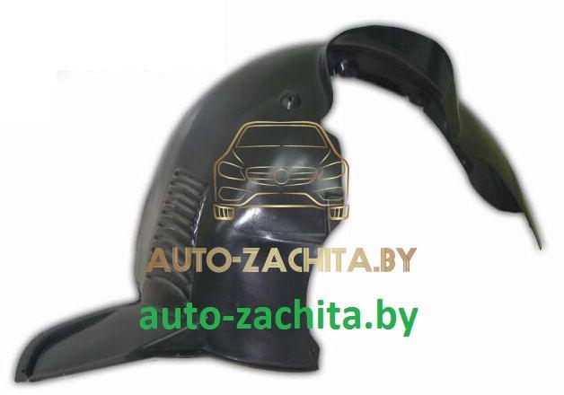 защита колесных арок, подкрылки Seat Ibiza III (передний правый) 2002-2008
