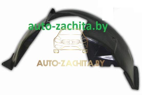 защита колесных арок (подкрылки) Citroen Xsara 1 (передний левый) 1997-2000