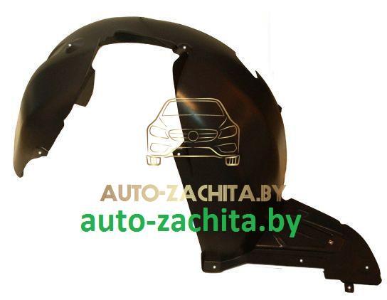 защита колесных арок (подкрылки) Citroen C2 (передний левый)