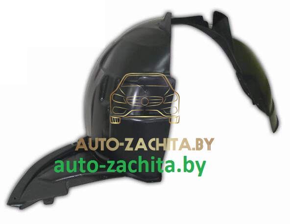 защита колесных арок (подкрылки) Citroen C3 (передний правый) 2002-2009
