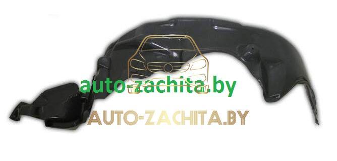 защита колесных арок, подкрылки Toyota Corolla (передний правый) 1997-2002