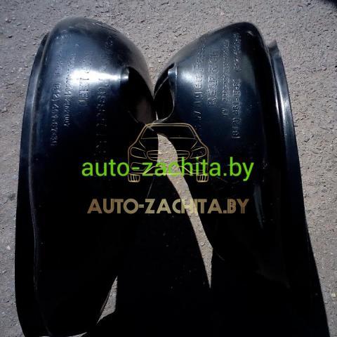 защита колесных арок, подкрылки Volkswagen Passat B3/B4 (задние, 2 шт.)