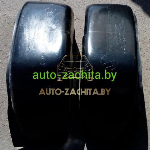 защита колесных арок, подкрылки Volkswagen Transporter Т2 (задние. 2 шт.)