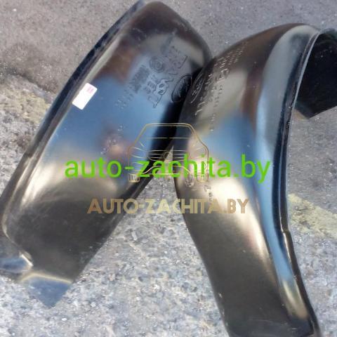 защита колесных арок, подкрылки Ford Transit (задние, 2 шт.) Полные -2000