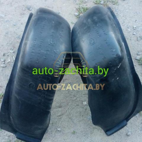 защита колесных арок, подкрылки Opel Vectra B (задние. 2 шт.) 1995-2003