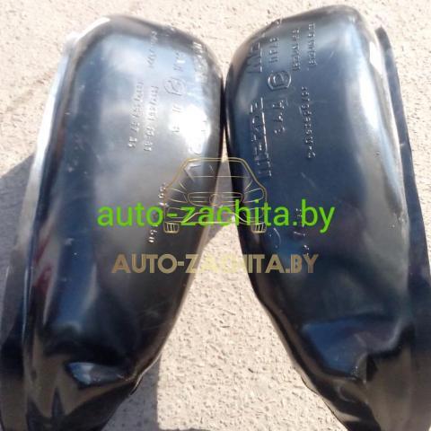 Подкрылки, защита колесных арок, локеры Lancia Zeta (задние, 2 шт.) Подбор 1995-2002