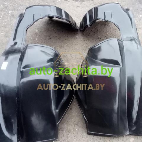 защита колесных арок (подкрылки) Citroen Jumper (передние, 2 шт.) Полные 2006-2014