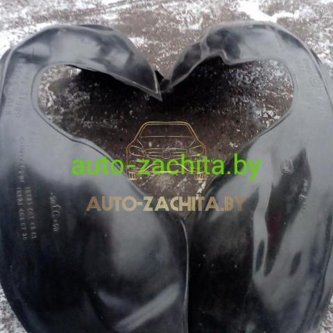защита колесных арок (подкрылки) Chery Tiggo (передние. 2 шт.) 2006-2014 г.в.