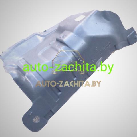 Защита картера двигателя (ремней генератора, правая часть) FIAT Brava/Bravo 2006-2013 г.в.