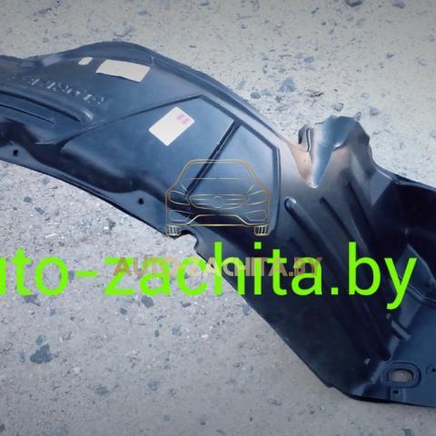 защита колесных арок, подкрылки, локеры Honda Accord VII (передний правый) 2002-2008