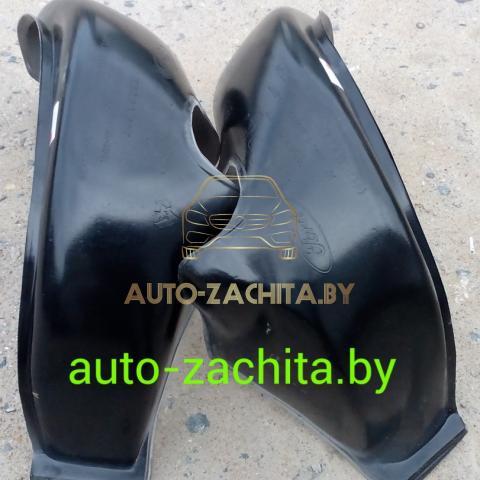 защита колесных арок (подкрылки, локеры) Ford Escort (задние, 2 шт.) Полные 1990-2000
