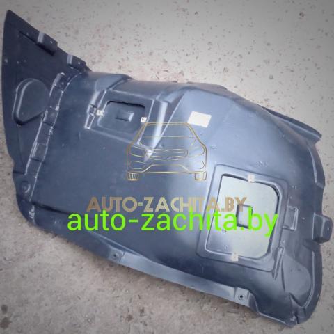 защита колесных арок (подкрылки, локеры) BMW 3-reihe (E90/E91) 2005-2012 г.в. (передний левый, передняя часть)