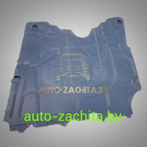 Защита картера двигателя FIAT Doblo II 2009- г.в.