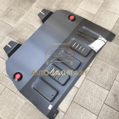 Металлическая защита картера двигателя CITROEN C4 Picasso 2006-2013 г.в.