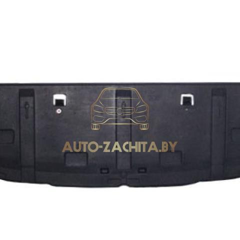 Защита бампера, радиатора Peugeot 308 2007-2015.