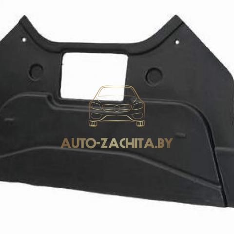 Защита КПП Peugeot 406 1995-2005.