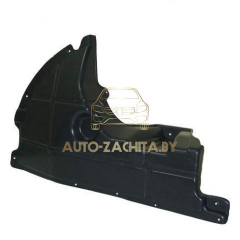 Защита двигателя PEUGEOT Boxer 06- (левая сторона)
