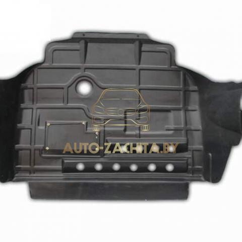 Защита двигателя RENAULT Master -04