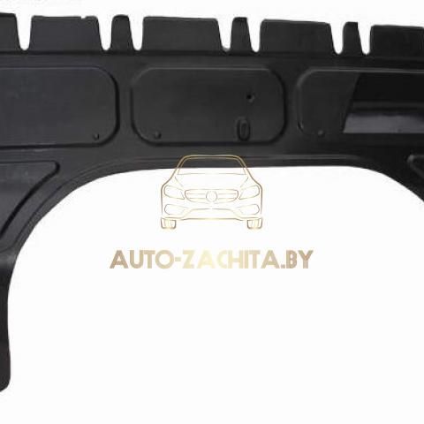 Защита двигателя SEAT Ibiza 02-