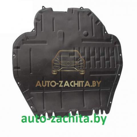 защита двигателя Volkswagen Bora