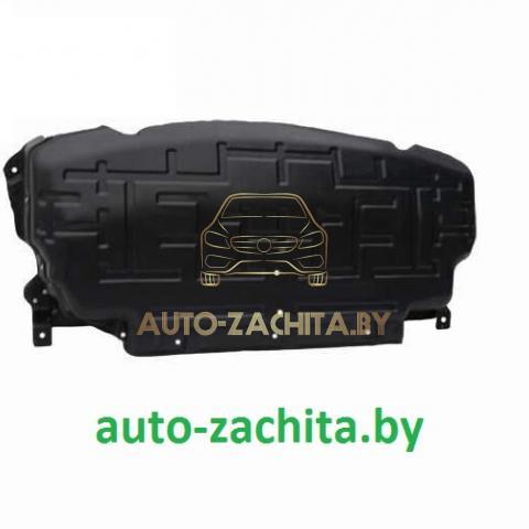 защита бампера Volkswagen Crafter 06-