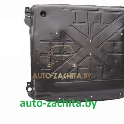 защита кпп Volkswagen Crafter 06-