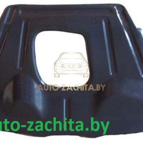защита двигателя Volkswagen Passat B2