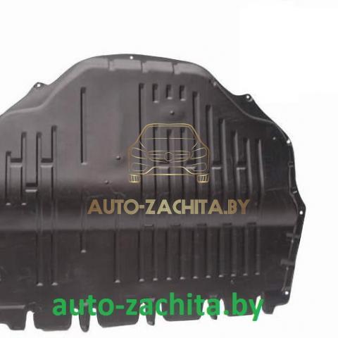 защита двигателя Volkswagen Polo 02-