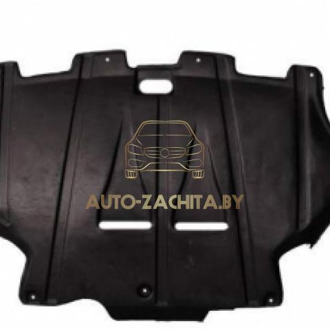 защита картера двигателя AUDI 80 B4 1991-1996 г.в.